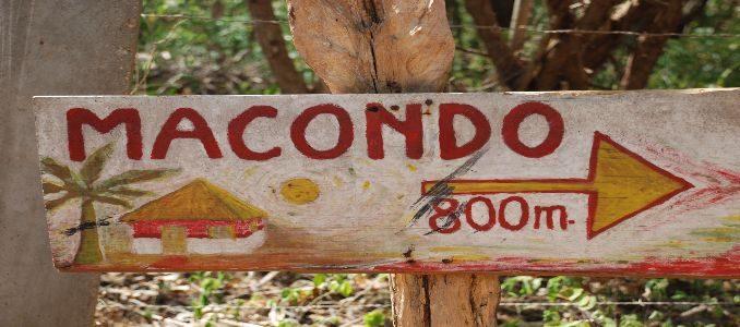 Macondo - III