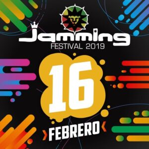 Jamming Festival 2019 @ Paraíso Estudios
