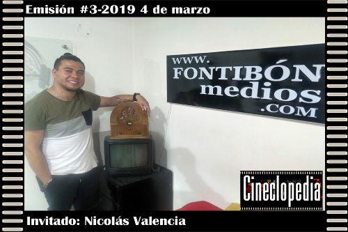 Nicolás Valencia