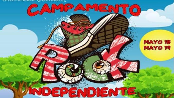 Campamento Rock Independiente