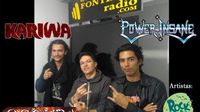 Power Insane y Kariwa