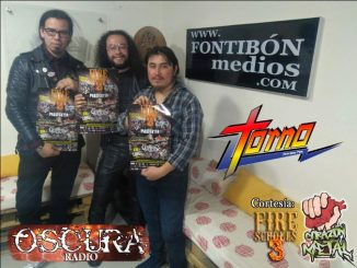 Torno: speed metal desde Usme
